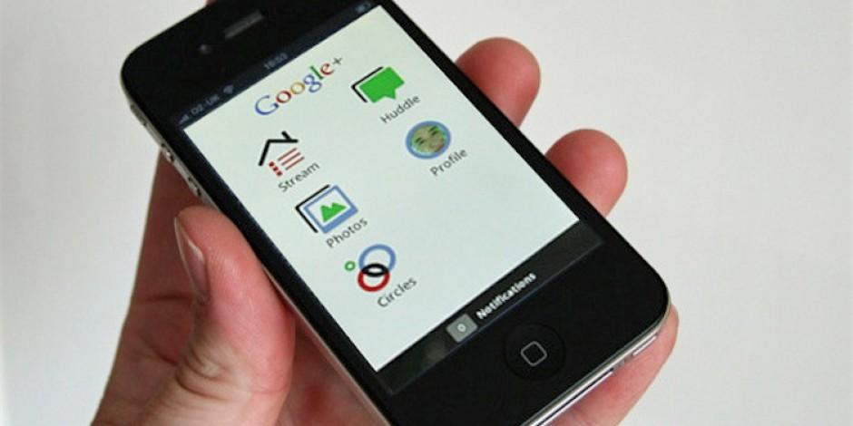 Google+ Yarım Milyar Kullanıcıya Ulaştı
