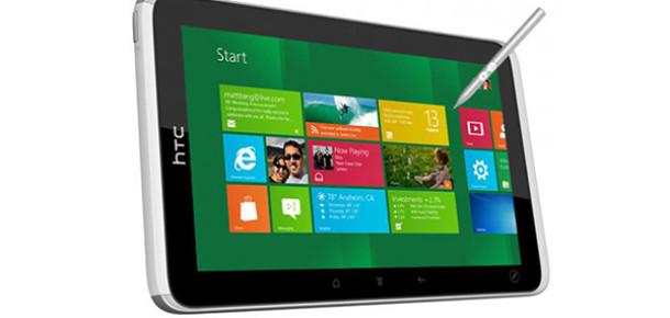 HTC Tablet Macerasına 2013 Yılında İki Windows RT Tablet ile Devam Edecek