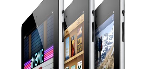 Yeni iPad Mart Ayında Çıkacak ve Daha İnce Olacak