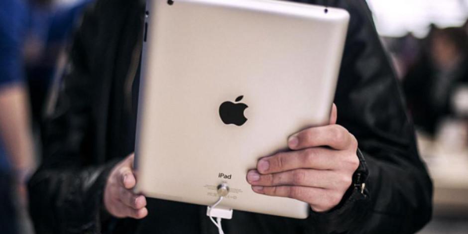 iPad, Microsoft Surface'ı 50'ye Katladı