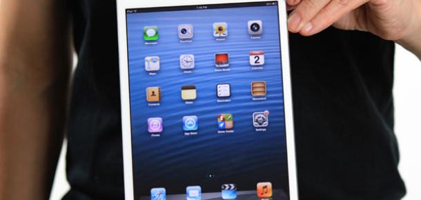 iPad Mini Türkiye'de Satışta