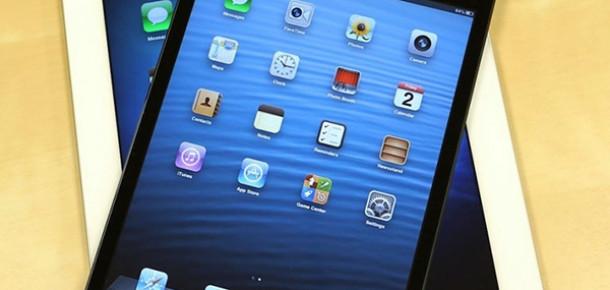 Yeni iPad Mini Retina Ekrana mı Sahip Olacak?