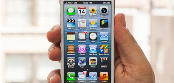 iPhone 5 14 Aralık'ta Türkiye'de Satışa Çıkacak