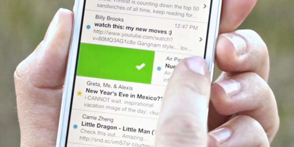 iPhone Uygulaması Mailbox E-Posta Deneyimini Değiştirmeye Geliyor