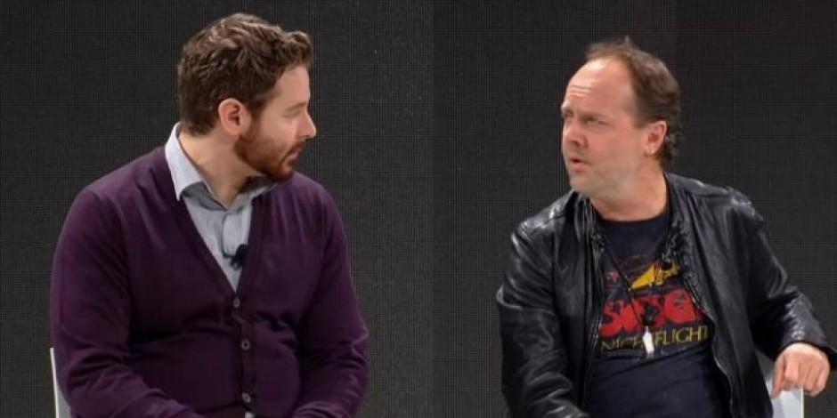 Napster Kurucusu Sean Parker ile Metallica'nın Yolları Yeniden Kesişti