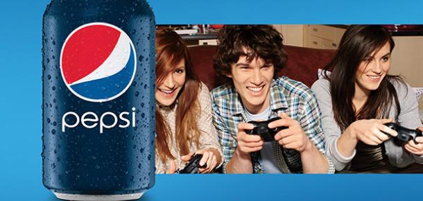Pepsi'den Oyunseverlere Özel Kampanya: Oynayacaksan Sıra Dışı Oyna