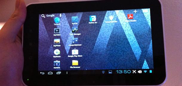 7 inçlik Q-Note Tablet 249 TL Fiyatı ve Donanımıyla Öne Çıkıyor [İnceleme]