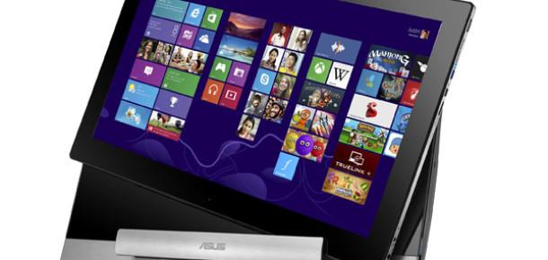 ASUS Transformer AiO, Windows 8 ve Android Teknolojilerini Tek Üründe Sunuyor