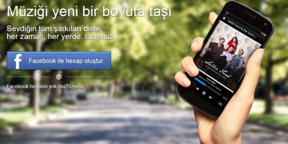 Fransız Müzik Dinleme Servisi Deezer Türkiye'de