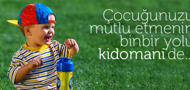 4000'in Üzerinde Bebek Ürünü İzmirli E-ticaret Girişimi KidoMani.com'da