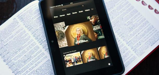 Android Tabletlerde Kindle Fire Egemenliği