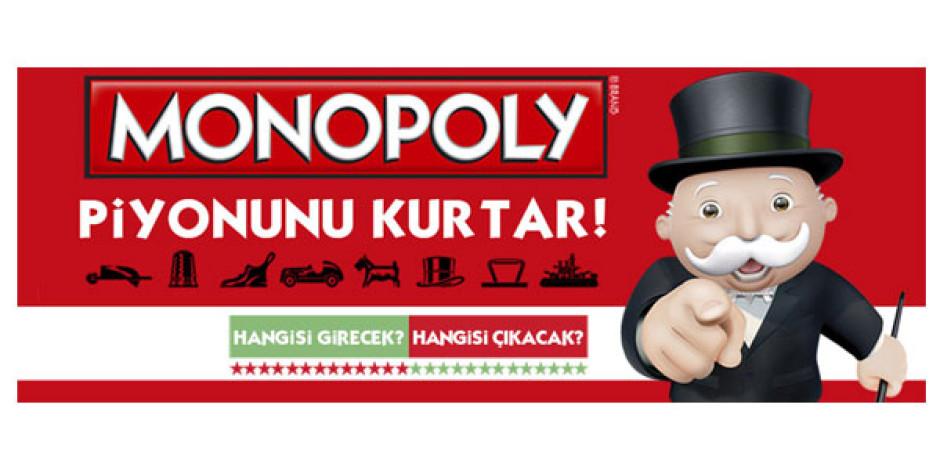 Monopoly'nin Yeni Piyonu Facebook'ta Seçiliyor