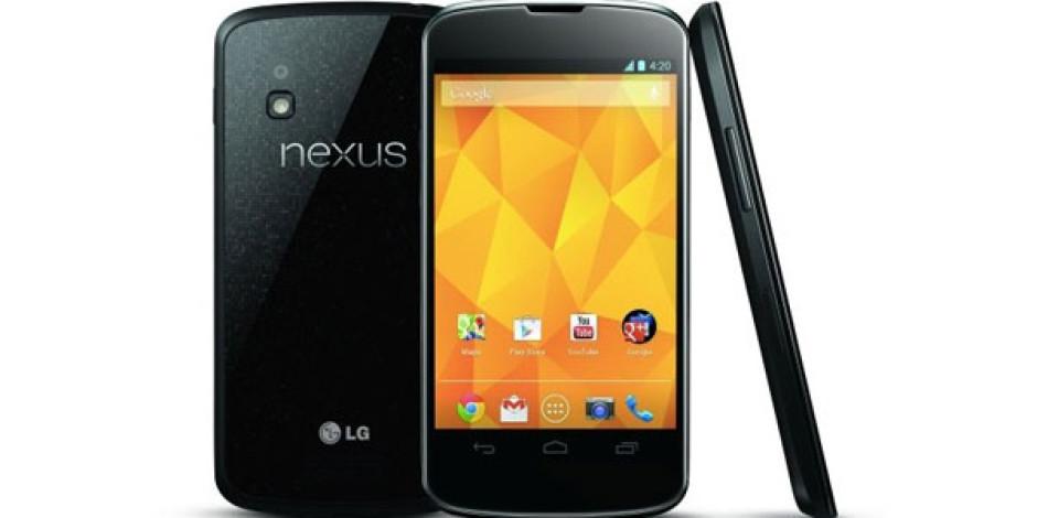 Yok Satan Nexus 4 LG ve Google'ın Arasını Açtı