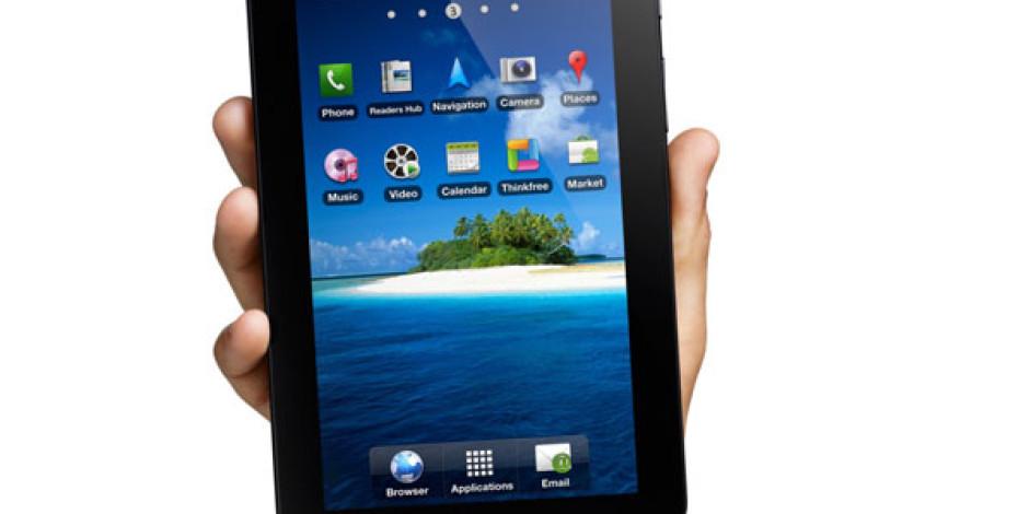 Samsung iPad mini'ye Rakip Tablet Piyasaya Sürecek