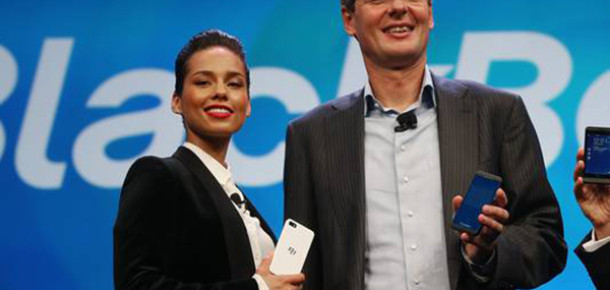 Alicia Keys BlackBerry'nin Global Kreatif Direktörü Oldu
