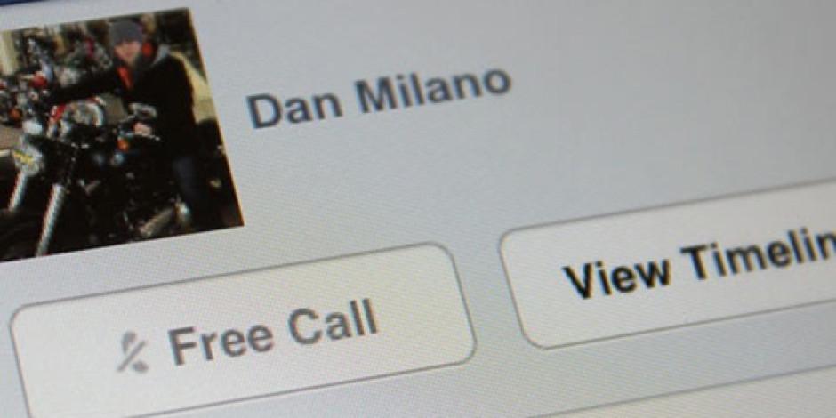 Facebook Messenger'a Ücretsiz Telefon Görüşmesi Özelliği Geldi