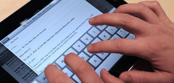 128 GB'lık iPad Geliyor