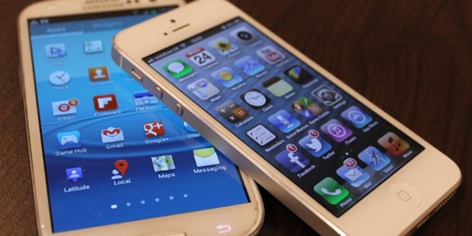 Her 10 Akıllı Telefonun 9'u Android Veya iOS'lu