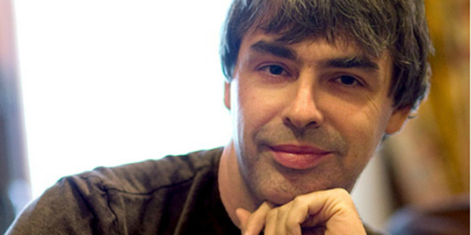 Google CEO'su Larry Page'den Facebook ve Apple Yorumu