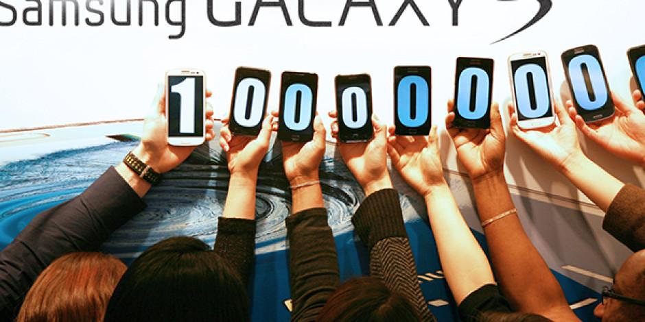 Samsung Galaxy S Serisinin Satışları 100 Milyonu Geçti