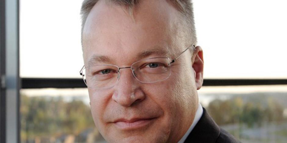Nokia'nın Patronu Elop'tan Android'e Yeşil Işık