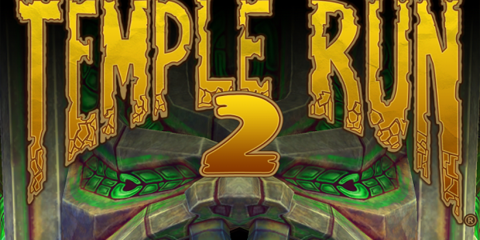 Temple Run 2 App Store'daki Yerini Aldı