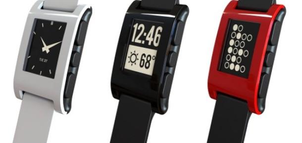 Rekortmen Akıllı Saat Pebble 23 Ocak'ta Piyasaya Sürülüyor