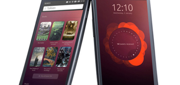 Resmen Tanıtılan Ubuntu Mobil İşletim Sistemi 2014'te Ceplere Giriyor