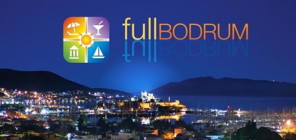 Bodrum Tatilinde İhtiyaç Duyulan Tüm Adresler Tek Bir Uygulamada: fullBODRUM