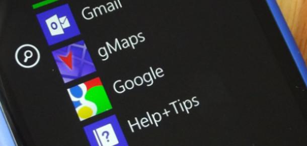 Google'dan Windows Phone 8'e Harita Engeli