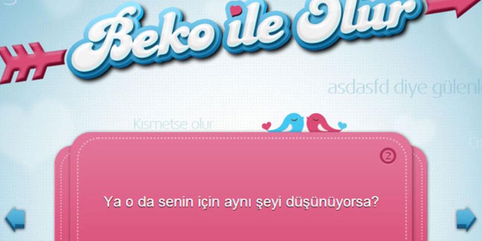 Beko, Sevgililer Günü'nde Twitter Kullanıcılarının Arasını Yapıyor