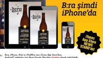 B:ra Dergisi Artık iPhone'da