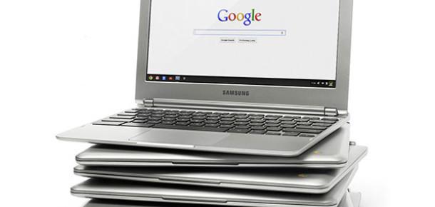 Dokunmatik Ekranlı Chromebook Geliyor