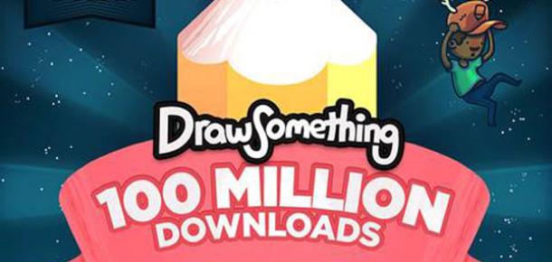 Draw Something 100 Milyon Kullanıcıya Ulaştı [İnfografik]
