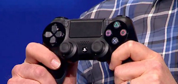 Sony Yeni Konsolu Playstation 4'ü Tanıttı