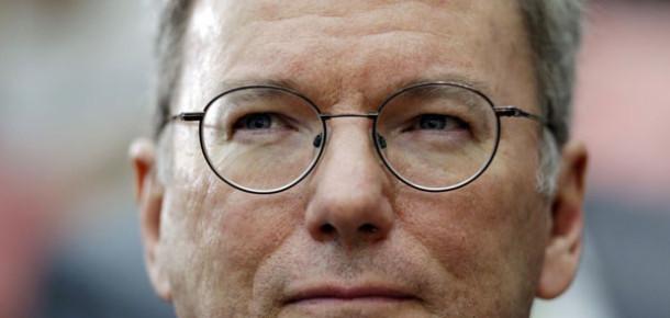 Eric Schmidt 2.5 Milyar Dolarlık Google Hissesi Satacak
