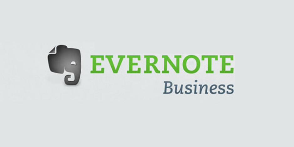 Evernote Business Türkiye'de Kullanıma Açıldı