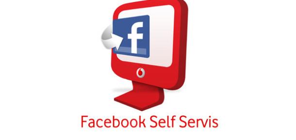 Vodafone Müşteri Hizmetlerini Facebook'a Taşıdı