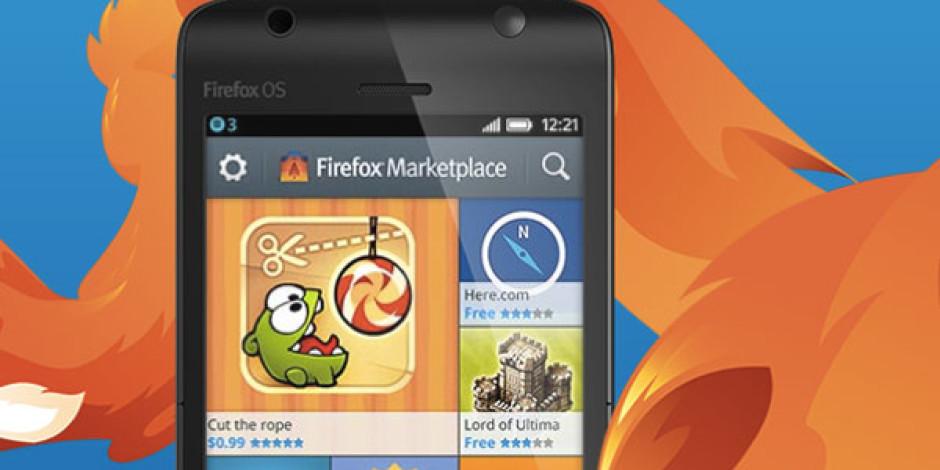 Üç Teknoloji Devinden Firefox OS'li Akıllı Telefon Sözü