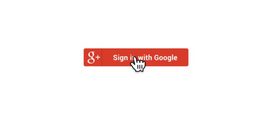 Google+'dan Facebook Connect'e Rakip Servis: Google+ Sign-In