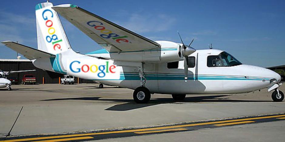Google, Kendi Havalimanına Sahip Olacak