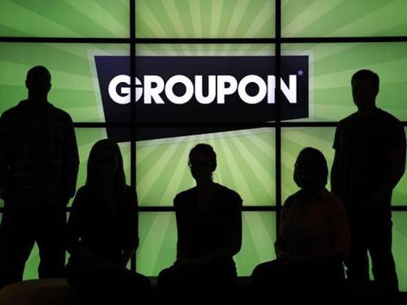Groupon 2012 Yılı Karla Kapatsa da Yatırımcıları Memnun Edemedi
