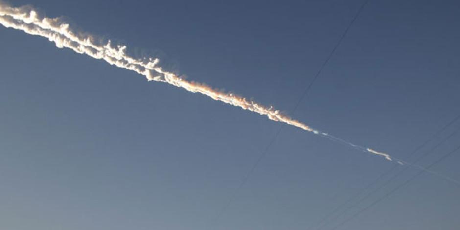 Son 4300 Yılda Düşen Tüm Meteorların Yer Bulduğu İnteraktif Harita