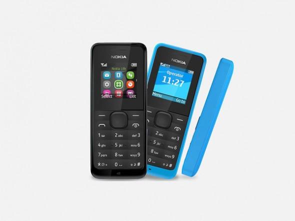 Nokia'dan Şarjı 35 Gün Giden Telefon