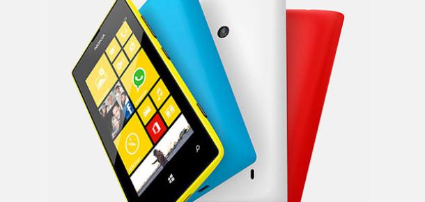 Nokia'dan İki Yeni Lumia