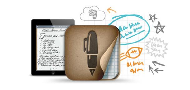 Evernote'un El Yazısı Uygulaması Penultimate Artık Ücretsiz