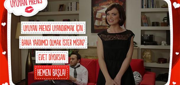 Avon Türkiye'den Sevgililer Günü'ne Özel Facebook Kampanyası: Uyuyan Prens