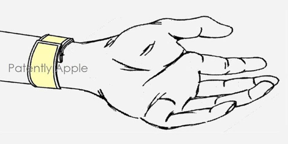 Apple iWatch'un Patentini Aldı