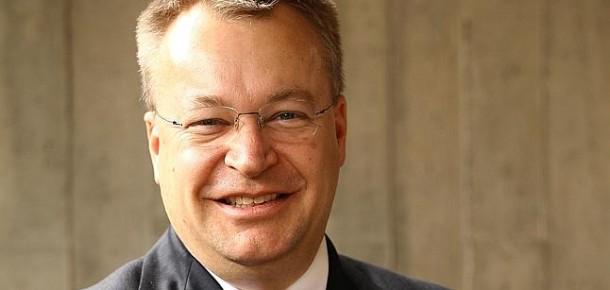 Nokia CEO'su Stephen Elop Tablet Planlarından Bahsetti