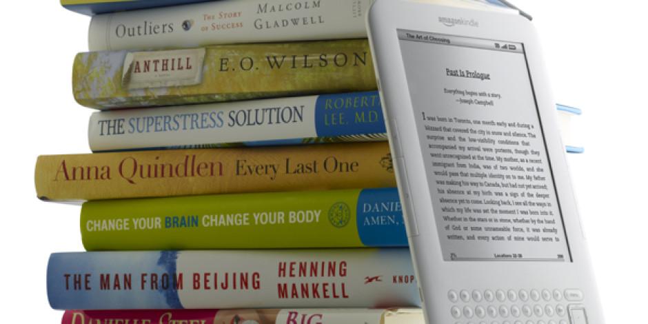 Amazon İkinci El E-kitap Satacak